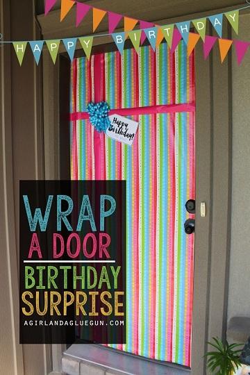 سورپرایز تولد